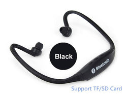 Sport Wireless Bluetooth Headphones TF/SD Card with Mic