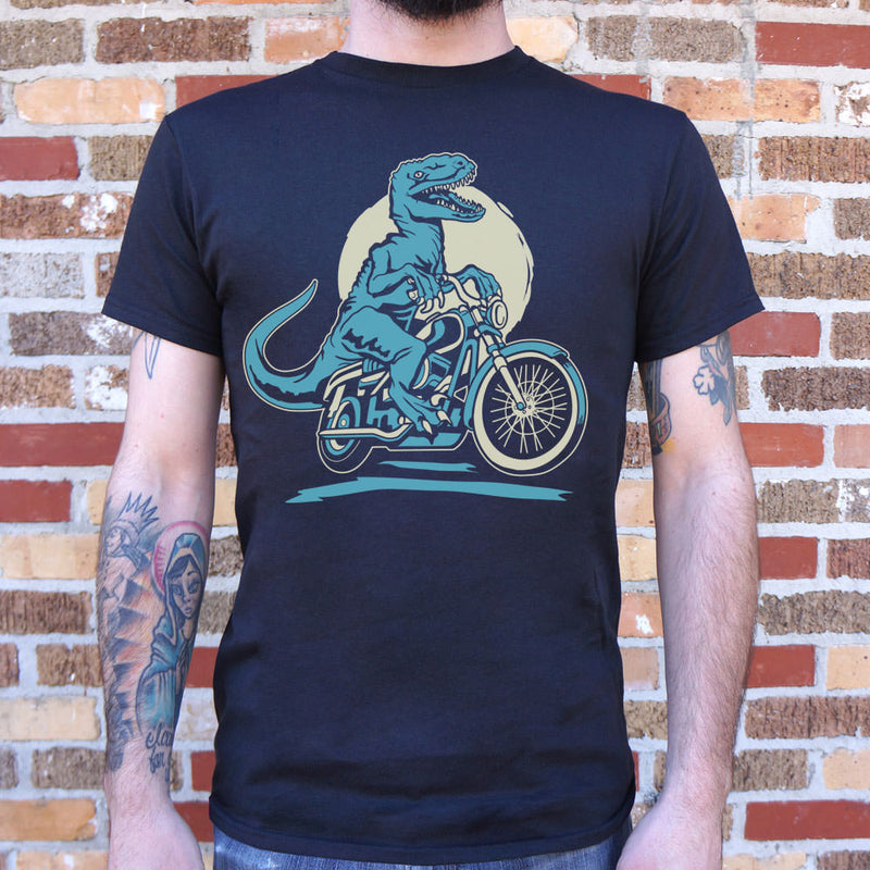 Raptor Cycle T-Shirt (Mens) - RoyaleCart