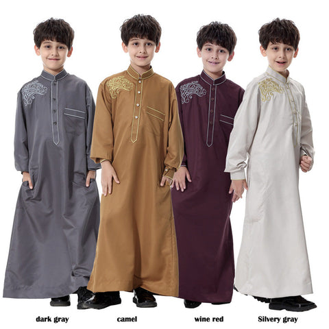Kids Thobe Arabic Islamic