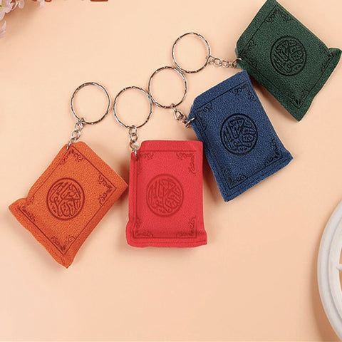 Mini quran with multiple color options