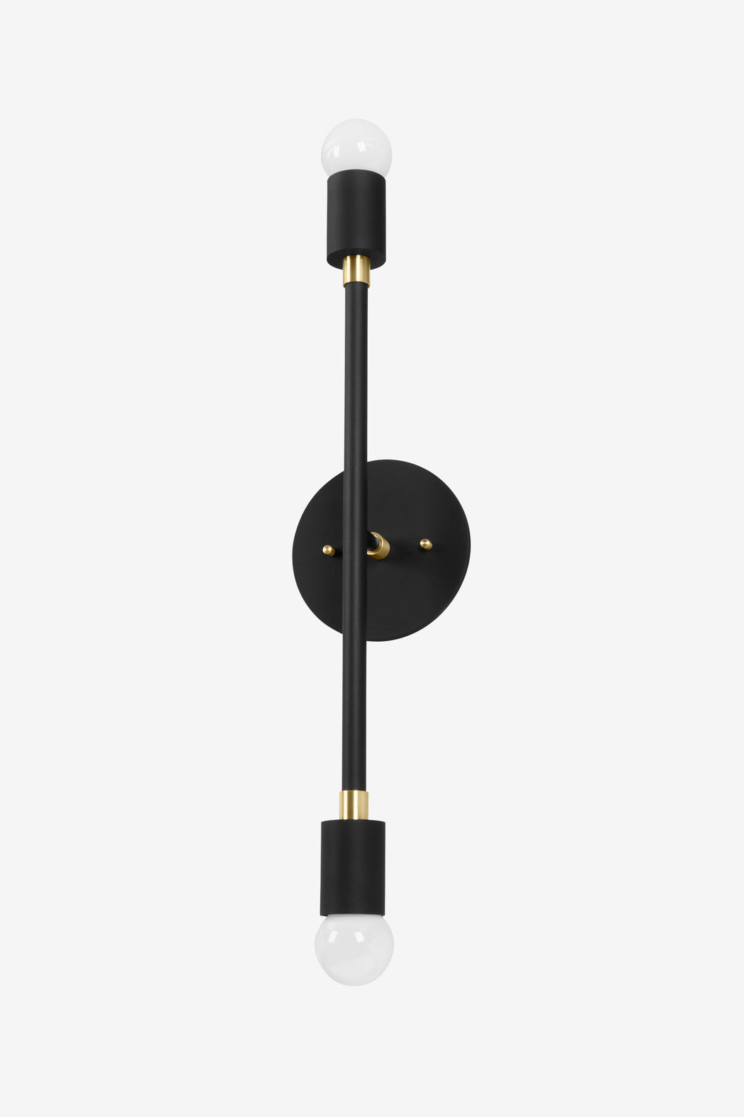 Sausalito Medium / Black and Brass QS