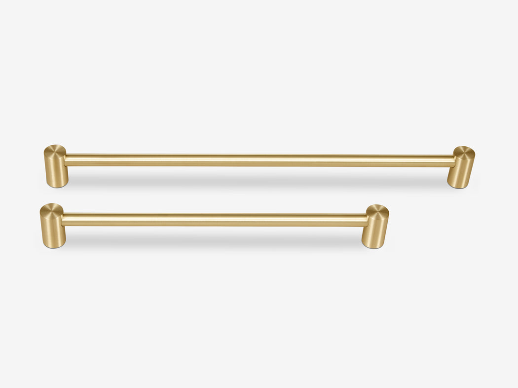 Mills Appliance Pulls / Brass