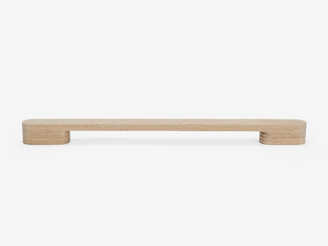 Mackinaw Appliance Pull / White Oak