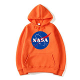 Street Fashion Sports Star Print Hoodie