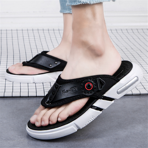 Men's   Personality Beach Casual Slippers