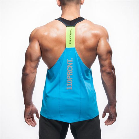 Fitness Fashion Quick-Drying Loose Training Tank