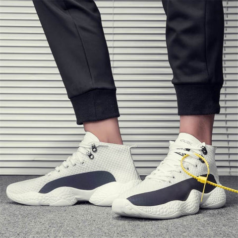 Men's Fashion   Platform Sneakers