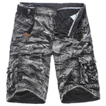 Men's Fashion Camouflage Outdoor Shorts