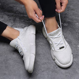 Men's leisure breathable mesh shoes