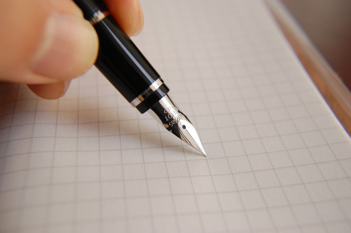 4 Reasons to use Fountain Pens for your Everyday Writing