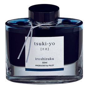 Pilot Iroshizuku Fountain Pen Ink - Tsukiyo (Moonlight) - 50ml Bottle - Fountain Pens Online