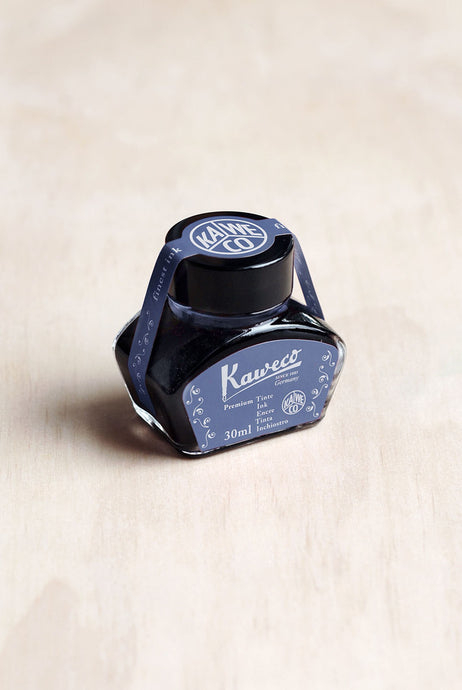Kaweco Fountain Pen Ink - Midnight Blue - 30ml Bottle-Fountain Pens Online