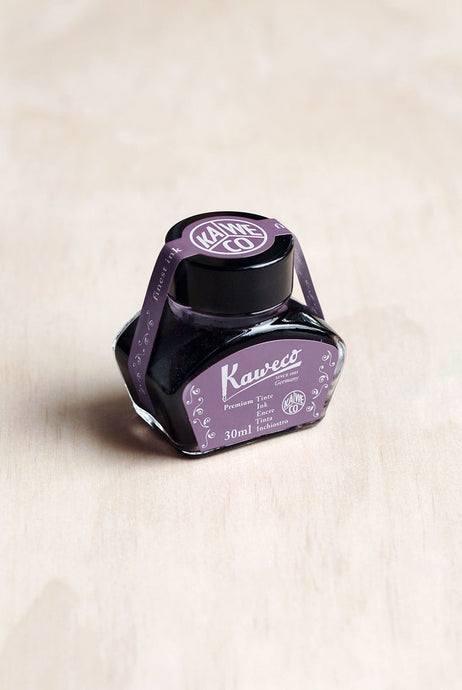 Kaweco Fountain Pen Ink - Summer Purple - 30ml Bottle-Fountain Pens Online