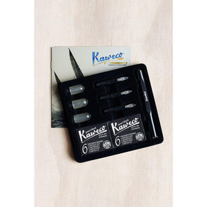 Kaweco Fountain Pen Calligraphy Set - Fountain Pens Online