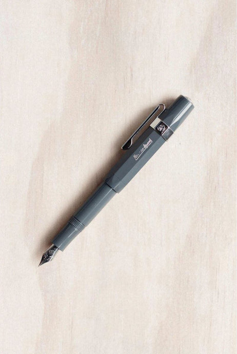 Kaweco Classic Skyline Fountain Pen - Medium Nib - Grey - Fountain Pens Online