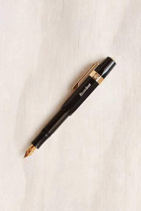 Kaweco Classic Fountain Pen - Medium Nib - Black - Fountain Pens Online