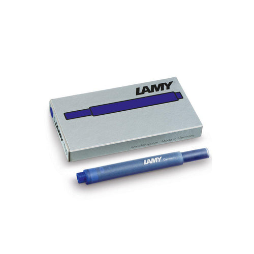 LAMY Fountain Pen Ink - Blue - 5 Cartridges