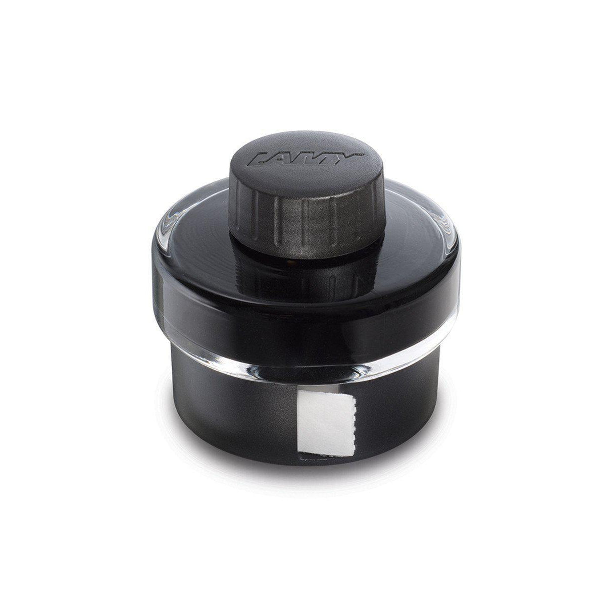 LAMY Fountain Pen Ink - Black - 50ml Bottle - Fountain Pens Online