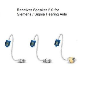Siemens Signia Hearing Aid Mini Receiver