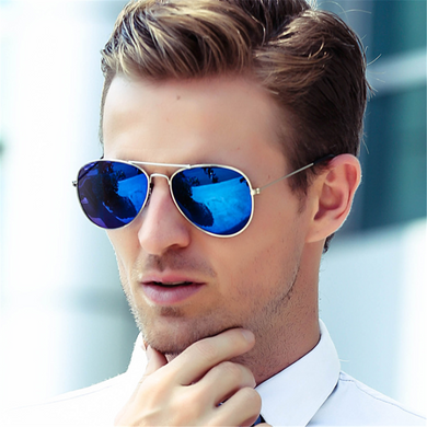 Men's Fashion Colorful Retro Sunglasses