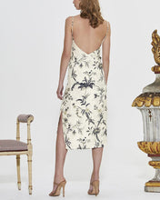 Load image into Gallery viewer, Sling Strapless Back Belt Linen Dress