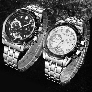 Fashion Luxury Business Mens Watches Quartz Watches