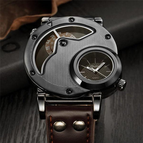 Fashion Strap Military Sport Wristwatch
