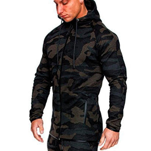 Sublimation Camouflage Hoodie