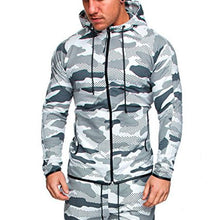 Load image into Gallery viewer, Sublimation Camouflage Hoodie