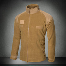 Load image into Gallery viewer, Plain Tactics Fleece Jackets