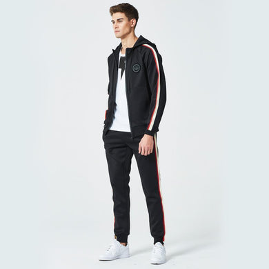Casual Slim Fit Hoodie Pants Outdoor Suit