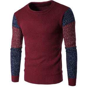 Fashion Mens Warm Pullover Sweater