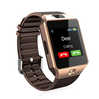 DZ09 Smart Watch Support SIM TF Card Electronics Wrist Watch Connect Android DZ09 Smartwatch