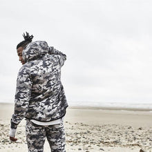 Load image into Gallery viewer, Camo Winter   Workout Outerwear