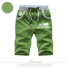 Load image into Gallery viewer, Basic 5-Color Sports Print Short Pants