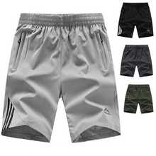 Load image into Gallery viewer, Striped Lightweight Breathable Shorts