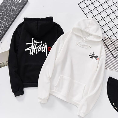 Hot Selling Cutout Letters Hoodies