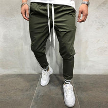 Load image into Gallery viewer, Men's Hip Hop Solid Color Fashion Jogger Pants