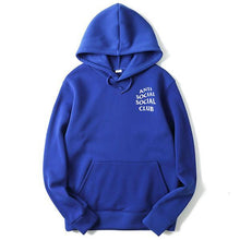 Load image into Gallery viewer, Trend Solid Color Loose Fit Hoodie