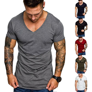 New In Style Casual Men's T-Shirts