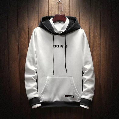 Tide Brand Hit Color Sports Casual Hoodies