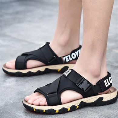 Men's Outdoor   Casual Weaving Roman Sandals