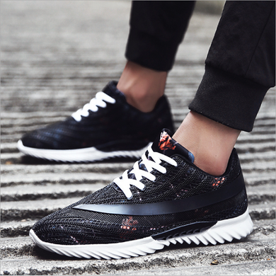 Men's Casual  Mesh Sneakers