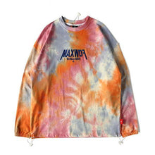 Load image into Gallery viewer, Street Style Oversize Loose Gradient Sweatshirt