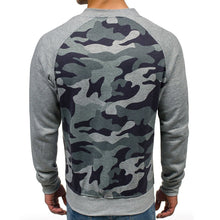 Load image into Gallery viewer, Fashion Mens Camouflage Long Sleeve Outerwear