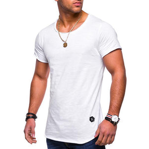New men's short-sleeved t-shirt round neck  bottoming  t-shirts