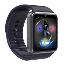 Load image into Gallery viewer, Smart Watch GT08 Bluetooth Fitness Watch With Camera SIM Card For IOS Android Wear Touch Clocks Waterproof Cell Phone Watches