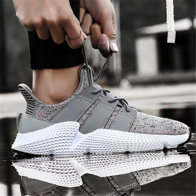 Men's fashion casual breathable sneakers