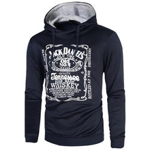 Load image into Gallery viewer, Men Letter Printing Cotton Hoodies