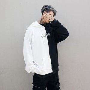 2019 New Hip Hop Fashion Print Design Hoodie